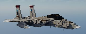 F-15C Eagle Minecraft Map & Project