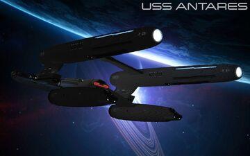 Star Trek: USS Antares (+ Download) Minecraft Map & Project