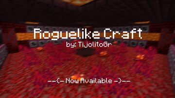 Roguelike Craft Minecraft Map & Project