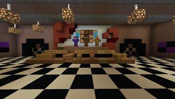 Fnaf 1 by Framito e Braziliandrop (atualização nas portas) Minecraft Map & Project