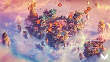 仙境 Xiānjìng - Wonderland | Minecraft Floating Islands Minecraft Map & Project