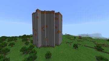 Alpha Monolith Minecraft Map & Project