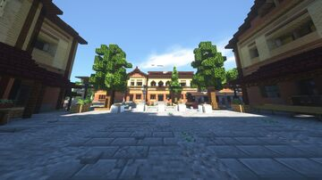 Pack 2 Lobbies/hubs Minecraft Map & Project