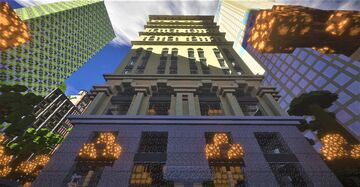 New York historical building 4 Minecraft Map & Project