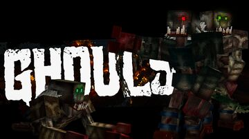 GHOULS - Custom 3D Mobs Minecraft Map & Project