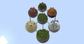 Biome illusion - Minecraft Minecraft Map & Project
