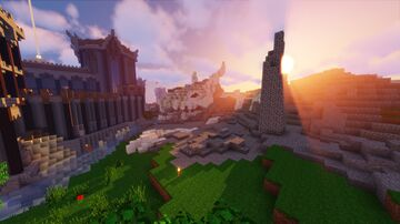 Dragon Remains Minecraft Map & Project