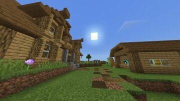 Starter Survival Minecraft Map & Project
