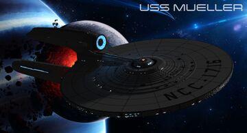 Star Trek: USS Mueller (+ Download!) Minecraft Map & Project