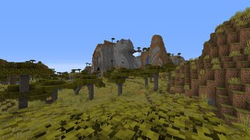 Complex Biomes Seeds 1.16.5 Minecraft Map & Project