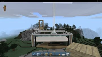 Large modern mansion Minecraft Map & Project