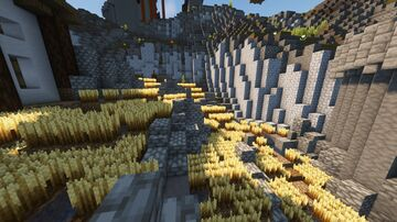 Minecraft Layered Farm Minecraft Map & Project
