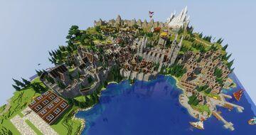 The City of Regina Ventorum Minecraft Map & Project