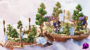 Pre-Lobby [Natural theme] Minecraft Map & Project