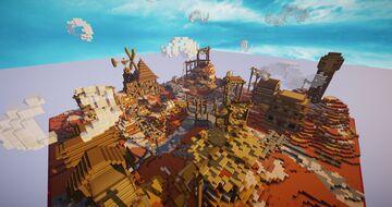 HCF Spawn - Wild West Theme Minecraft Map & Project