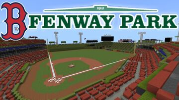 Fenway Park Minecraft Map & Project