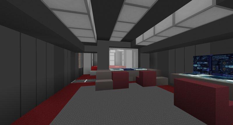 Transporter Room Very WIP