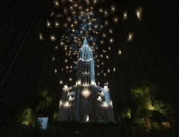 White Church (JAVA 1.16.5+) Minecraft Map & Project