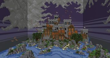 Eventyr Minecraft Map & Project