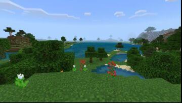 V1.8 Lost World BackgroundPan! Minecraft Map & Project