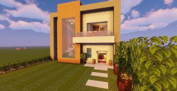 Modern House #127 (Map + Schematics) Minecraft Map & Project
