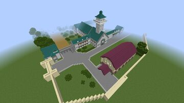 Bc sol from Beyblade Burst/ Bc sol de Beyblade Burst Minecraft Map & Project