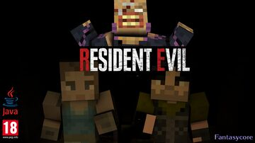 RESIDENT EVIL 3 Minecraft Map & Project