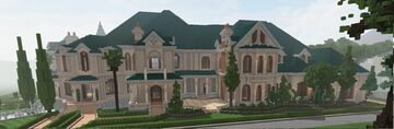 Traditional Mansion (World Download) Minecraft Map & Project