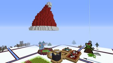Christmas Build Contest - Fruitlab Server Event Minecraft Map & Project