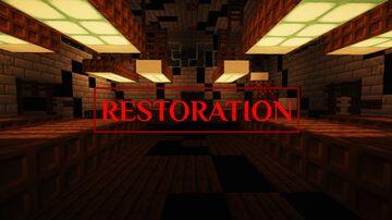 Restoration [v1.3] - Horror/Adventure Map Minecraft Map & Project