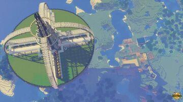 The Plato megabase Minecraft Map & Project