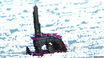 """""""Vigor'oth Tower"""" + [Download] [1.11.2] Minecraft Map & Project"""