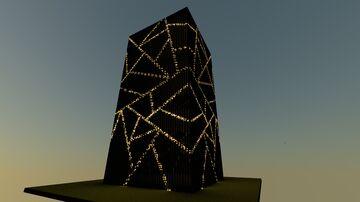 NightLight Tower Minecraft Map & Project