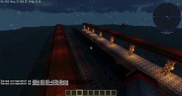Trainmania(IR) Minecraft Map & Project