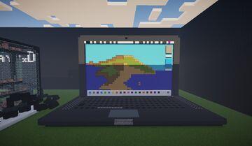 BilGisayarlar Vadisi 2 - Komutlarla çalışan bilgisayarlar. Minecraft Map & Project