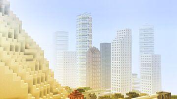 Klaxikin (South District) Skyline Country Minecraft Map & Project