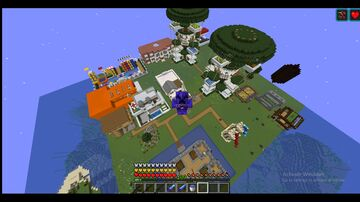 i Minecraft Map & Project