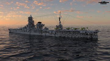 IJN Ise 1:1 Scale (1941, 1942 & 1944) Minecraft Map & Project