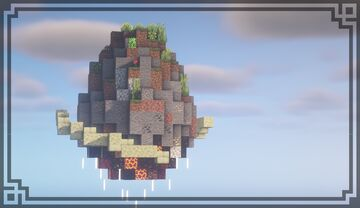 The Spring Egg Minecraft Map & Project