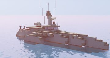 Ocean Eagle 43 Minecraft Map & Project