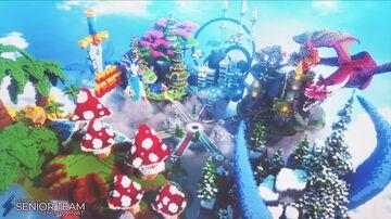 Dragon Empire Minecraft Map & Project
