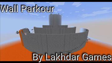 Wall Parkour _  باركور الحائط (The toughest parkour in the world اصعب باركور في العالم ) Minecraft Map & Project