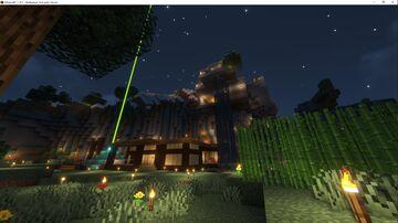 Mine Server Minecraft Map & Project