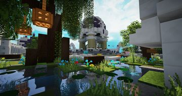 HCF / Kitmap Spawn [FREE DOWNLOAD] Minecraft Map & Project