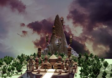 Mystic Mountain Minecraft Map & Project