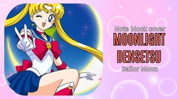Moonlight Densetsu - Sailor Moon OST- Minecraft Note Block Cover Minecraft Map & Project