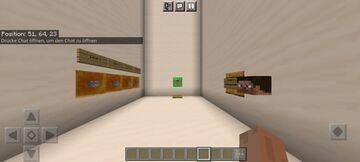 Parcour Minecraft Map & Project