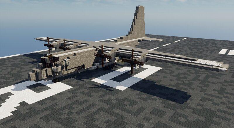 AC-130H Spectre - 1.5:1 Scale