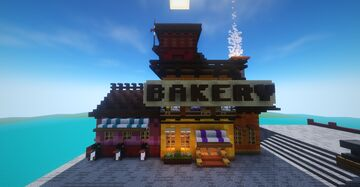 Bakery. Minecraft Map & Project
