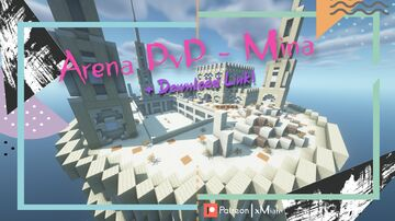 Arena PvP / Prision Mine (Desert Version) [1.16.X - 1.17.X] [Download Link] Minecraft Map & Project
